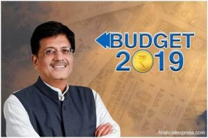 Indian union budget 2019 : Highlights of union budget 2019